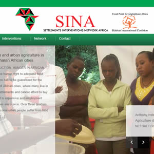 Settlements Interventions Network Africa