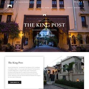 The King Post, Nairobi