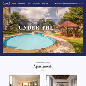 Dunhill Serviced Apartments, Nairobi