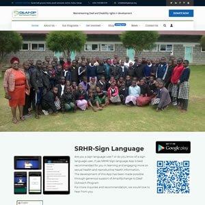 Deaf Outreach Program